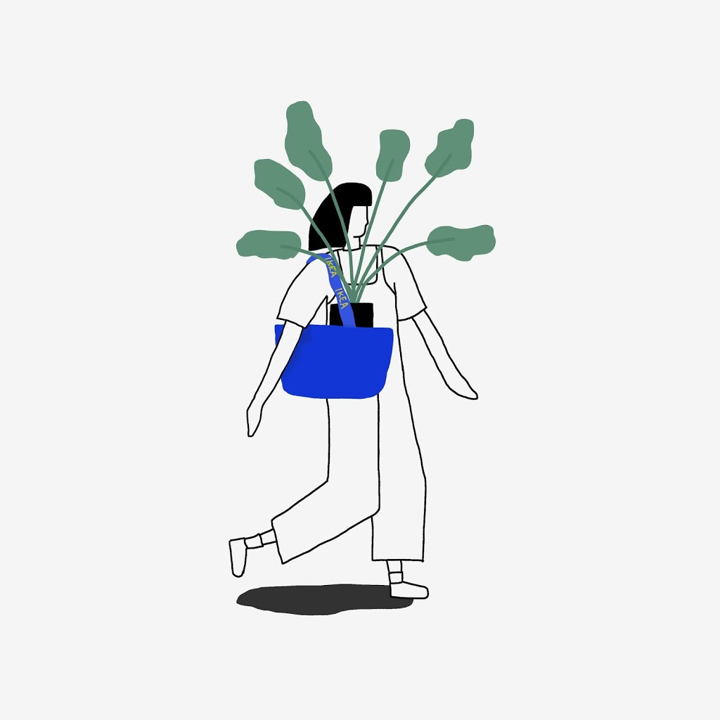 People With Plants – Animation