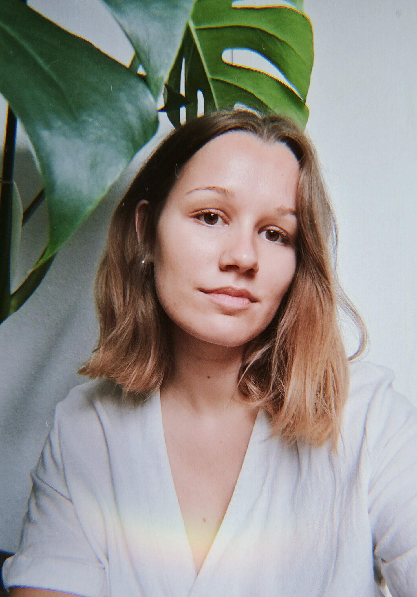 Maria Scherlies Portrait